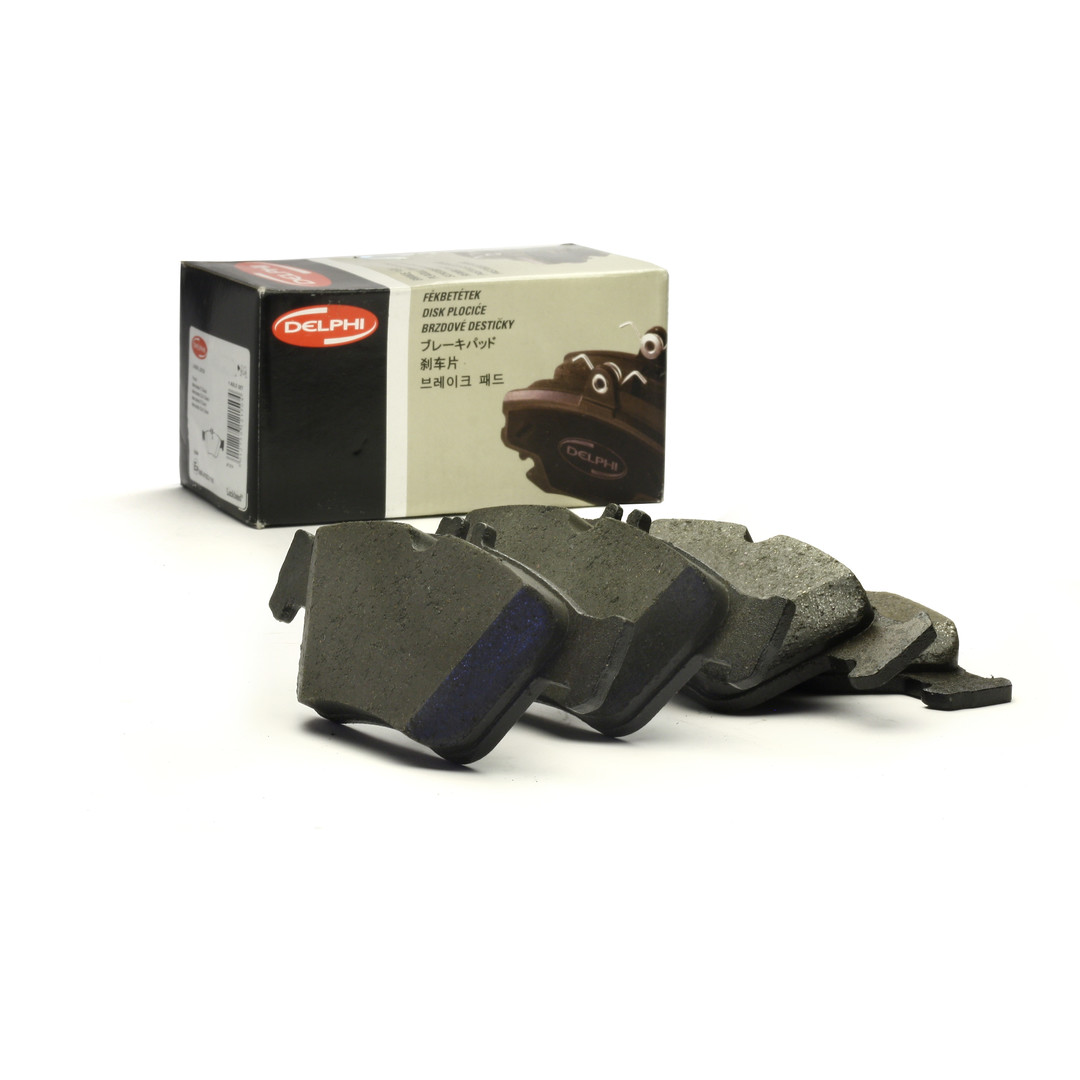 set of 4 disc brake Ferodo FDB1282 Brake Pad Set