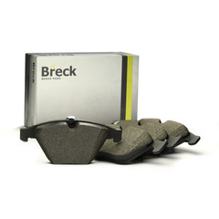 Breck brake system disc brake brake pad set general