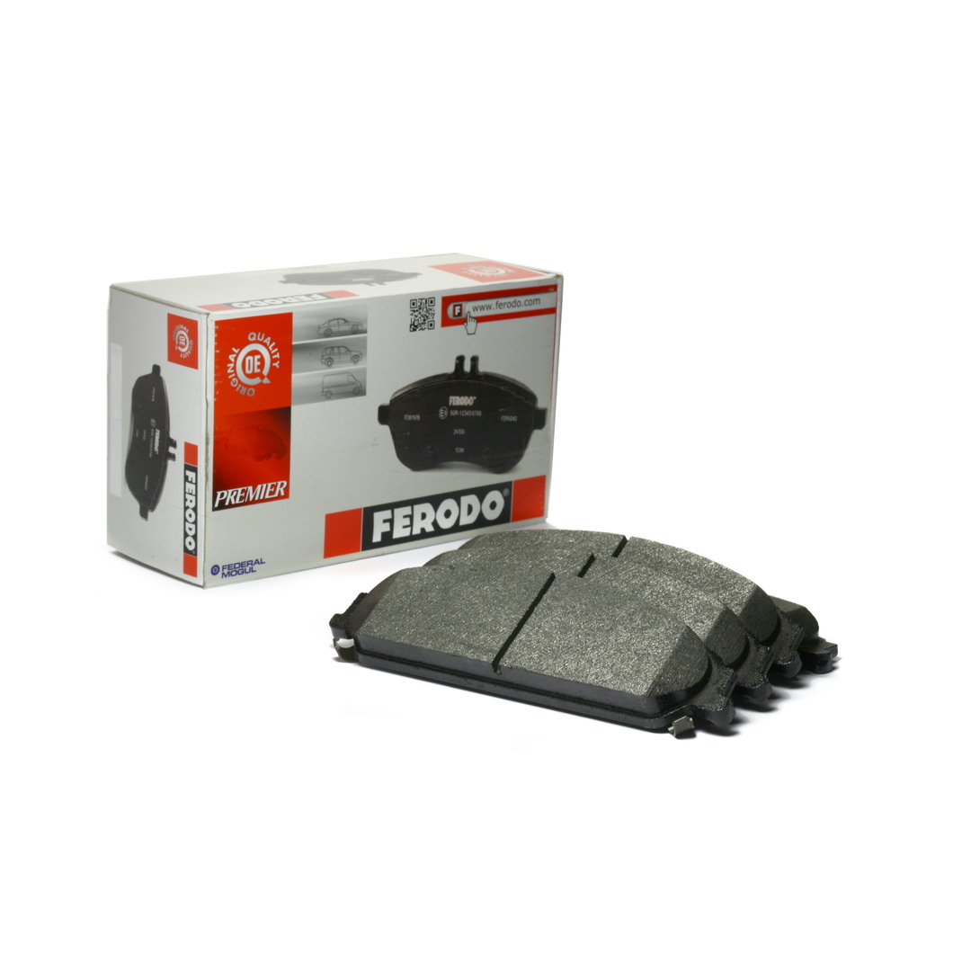 FDB909 - Brake Pad Set, disc brake