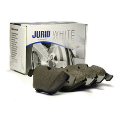 Jurid brake system disc brake brake pad set general