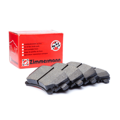 Zimmermann brake system disc brake brake pad set general