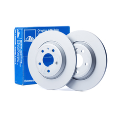 Ate brake system disc brake brake disc solid