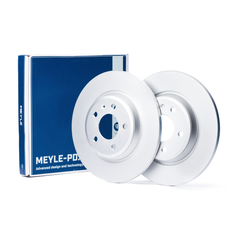 Meyle brake system disc brake brake disc solid