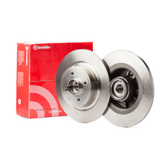 Brembo brake system disc brake brake disc with bearing