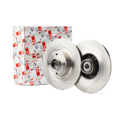 Ferodo brake system disc brake brake disc with bearing