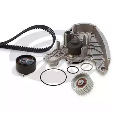 Contitech CT1148WP1/Water Pump and Timing Belt Kit