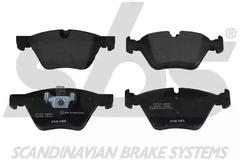 1501221527 - Brake Pad Set, disc brake