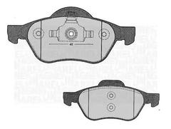 363916060381 - Brake Pad Set, disc brake
