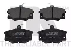 222322 - Brake Pad Set, disc brake