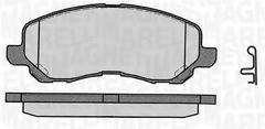 363916060338 - Brake Pad Set, disc brake