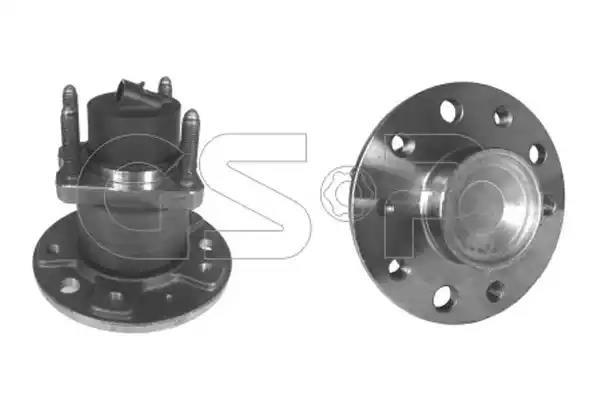 Vauxhall Vectra B 1.6 1.8 2.0 2.2 DTi 2.5 2.6 Rear Wheel Bearing 5 Hole Hub ABS