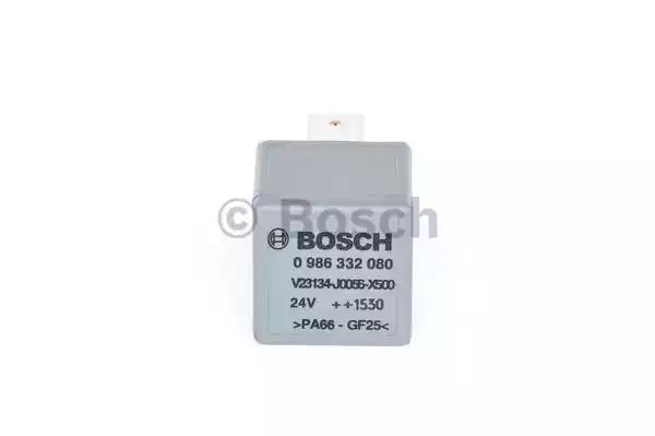 main current HELLA 4RA 003 437-091 Relay 24V with holder