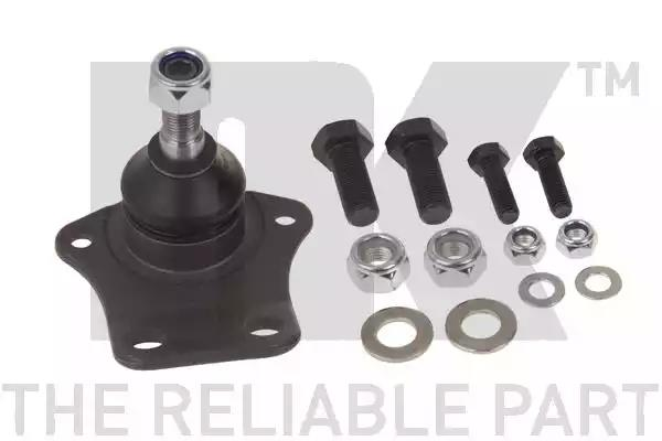 FEBI 11990 Ball Joint Lower Front Axle Left or right