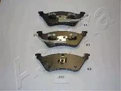 51-09-993 - Brake Pad Set, disc brake