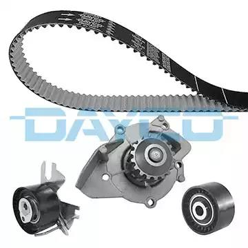 GATES TIMING BELT WATER PUMP KIT FOR FORD MONDEO IV TURNIER 2.0 TDCI 163 2010