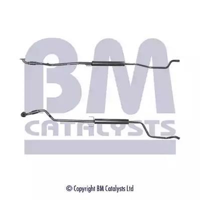 BM50154 EXHAUST PIPE  FOR OPEL MERIVA