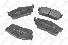 377 022-SX - Brake Pad Set, disc brake
