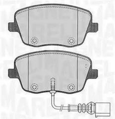 363916060576 - Brake Pad Set, disc brake