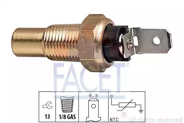 FEBI Coolant Temp Sensor 28265