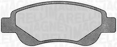 363916060172 - Brake Pad Set, disc brake