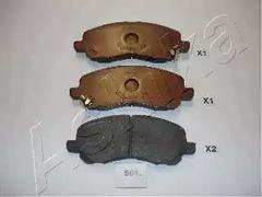 50-05-501 - Brake Pad Set, disc brake
