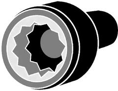 Ajusa  81036300 Bolt Kit  cylinder head