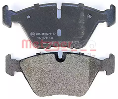 1170078 - Brake Pad Set, disc brake