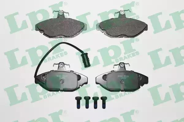 05P236 - Brake Pad Set, disc brake