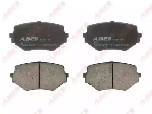 C18001ABE - Brake Pad Set, disc brake