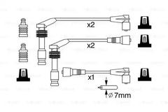 0 986 357 242 - Ignition Cable Kit