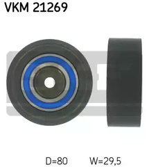 VKM 21269 - Deflection/Guide Pulley, timing belt