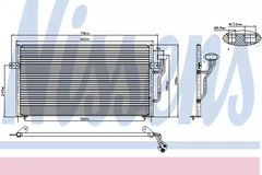 94433 - Condenser, air conditioning