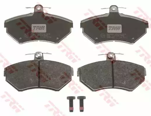 pack of four febi bilstein 16046 Brake Pad Set