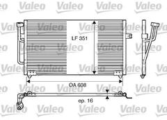 817560 - Condenser, air conditioning