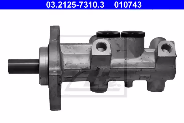 ATE Brake Master Cylinders 03.2125-7310.3 Discount Car Parts