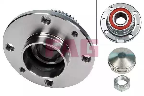 SKF VKBA 6905 Wheel bearing kit