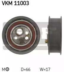 VKM 11003 - Tensioner Pulley, timing belt