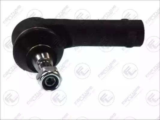 FEBI 10582 Tie Rod End Front Axle Left