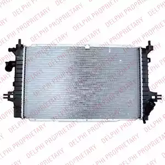 TSP0524021 - Radiator, engine cooling