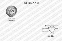 KD457.19 - Timing Belt Set