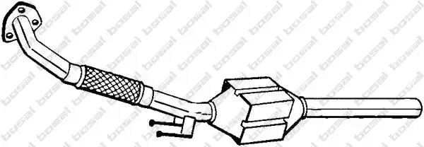 Bm Catalysts BM80081H Catalytic Converter