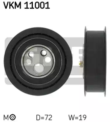 VKM 11001 - Tensioner Pulley, timing belt