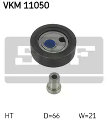 VKM 11050 - Tensioner Pulley, timing belt