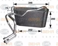 8FV 351 210-191 - Evaporator, air conditioning