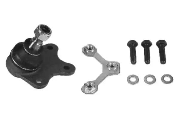 FEBI 12660 Ball Joint Lower Front Axle Right