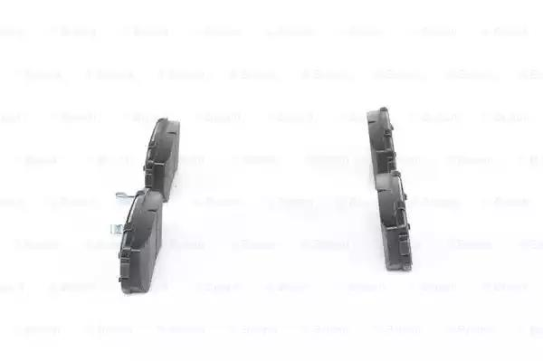 Brake Pads Set Rear ADG04282 Blue Print 583022YA30 583020ZA00 583021JA30 Quality