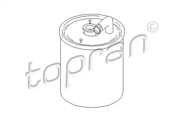 W163 Fuel Filter