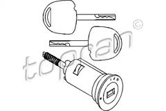 205 166 - Lock Cylinder, ignition lock