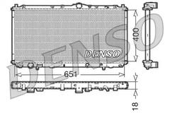 DRM33061 - Radiator, engine cooling