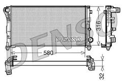 DRM09084 - Radiator, engine cooling